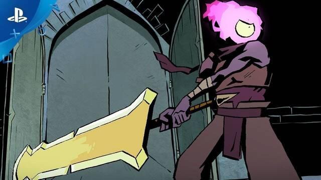 Dead Cells muestra su tráiler de lanzamiento con un original estilo animado