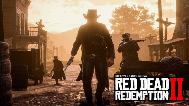 Primer gameplay de Red Dead Redemption 2