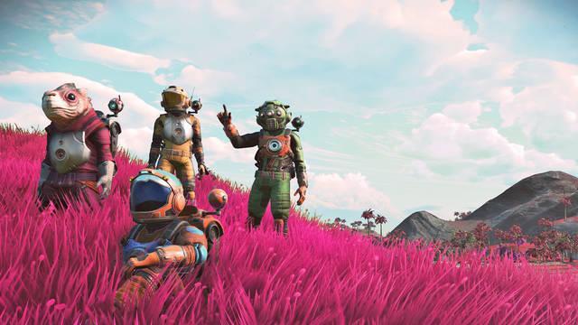 ¿Cómo jugar con un amigo en No Man's Sky NEXT? (Multijugador)