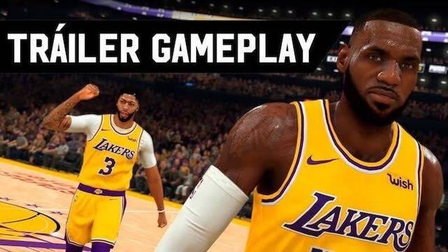 NBA 2K20 muestra su primer tráiler con gameplay