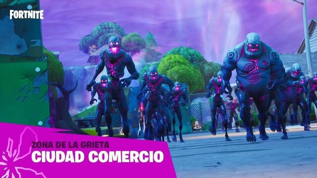 Fortnite: Ya disponible el parche V10.10, estas son todas sus novedades
