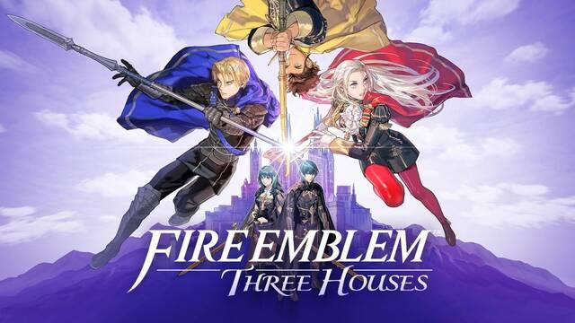 Fire Emblem: Three Houses y Nintendo Switch vuelven a ser lo más vendido en España