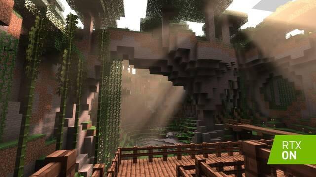 Nvidia muestra la tecnología ray-tracing en Minecraft, Call of Duty: Modern Warfare y más