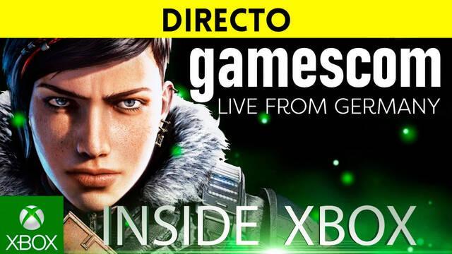 Inside Xbox gamescom 2019: Sigue aquí la retransmisión en DIRECTO