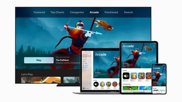 Apple Arcade, el servicio de suscripción de juegos para iOS, costará 5 euros al mes