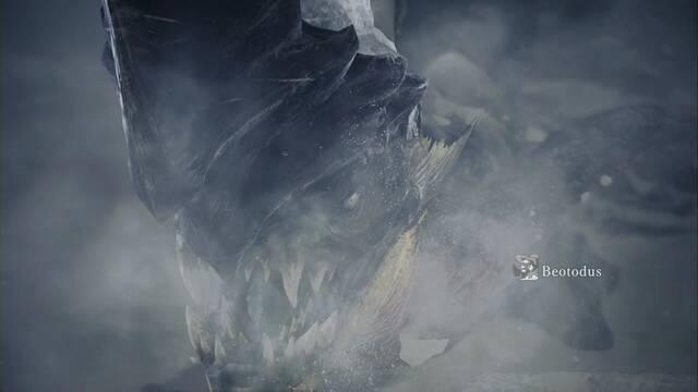 Beotodus en Monster Hunter World: cómo cazarlo y recompensas