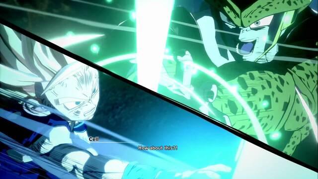 Dragon Ball Z Kakarot: Gohan y Cell se enfrentan en un nuevo gameplay