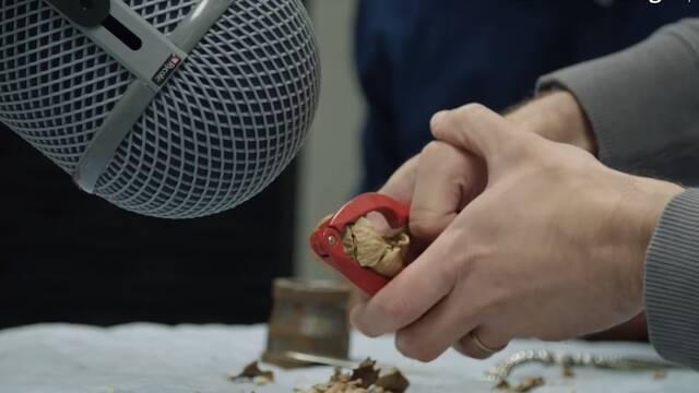 NetherRealm hace los efectos de sonido de Mortal Kombat triturando vegetales y frutas