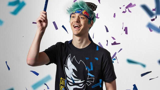 Ninja alcanza el millón de suscriptores en Mixer después de abandonar Twitch