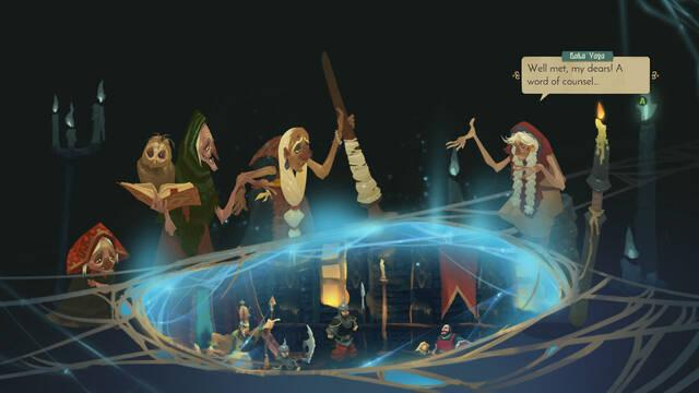 Anunciado el RPG de acción Yaga, que nos llevará a un mundo de fantasía