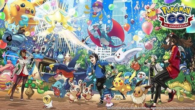 Los datos internos de Pokémon GO desvelan la Piedra Unova