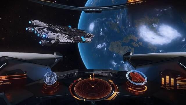 Gamescom 2019: Elite Dangerous muestra su próximo contenido, los Fleet Carries