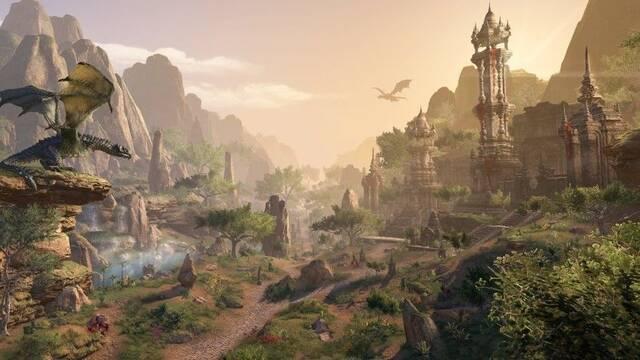 The Elder Scrolls Online no llegará a Nintendo Switch, insiste Bethesda