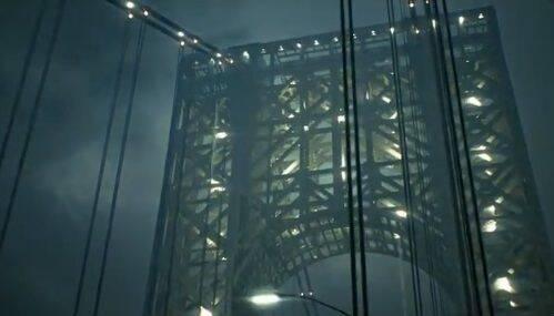 Recrean la escena del puente de Metal Gear Solid 2 en Unreal Engine 4 con ray tracing