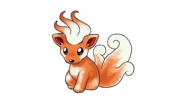 Pokémon: Originalmente existía un Vulpix bebé y esta es su historia