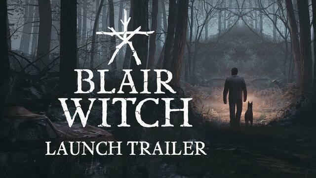 El terrorífico Blair Witch ya está a la venta y disponible en Xbox Game Pass para One y PC