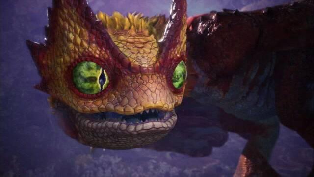 Pukei-Pukei Coralino en Monster Hunter World: cómo cazarlo y recompensas