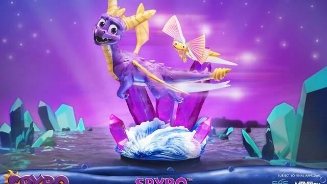 Así es la figura de Spyro que prepara First 4 Figures