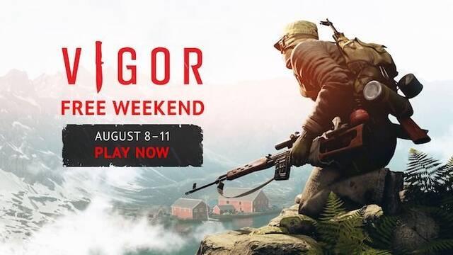 Vigor anuncia un fin de semana gratuito del 8 al 11 de agosto en Xbox One