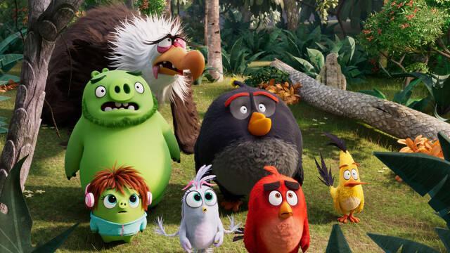 Angry Birds 2 es la película basada en un videojuego con la mejor recepción de la crítica