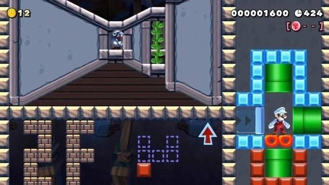 Super Mario Maker 2 se convierte en una aventura en primera persona