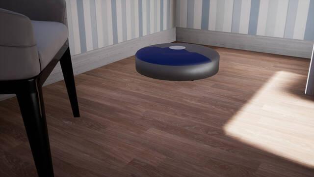 La rebelión de las Roomba: lanzan un videojuego en el que somos un aspirador automático