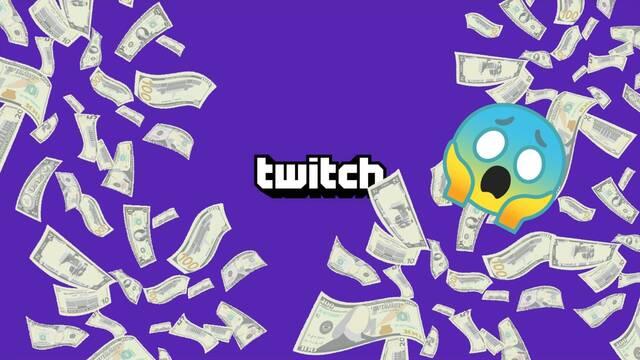 Twitch y una donación de 200.000 dólares