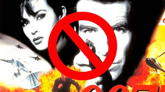GoldenEye 007 remake fan cancelado