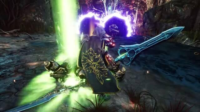 Nuevo vídeo gameplay de Godfall en PS5.