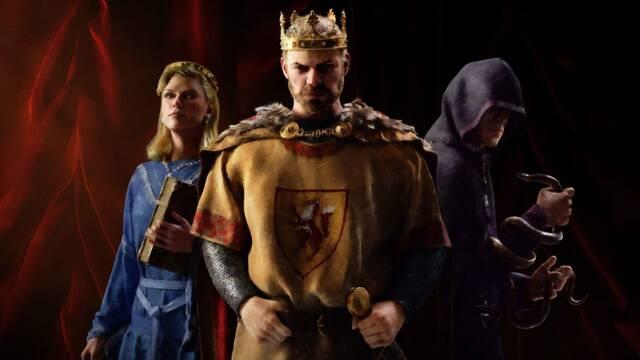 Crusader Kings 3 explica sus posibles estrategias.