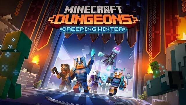 Fecha de lanzamiento de la segunda expansión de Minecraft Dungeons
