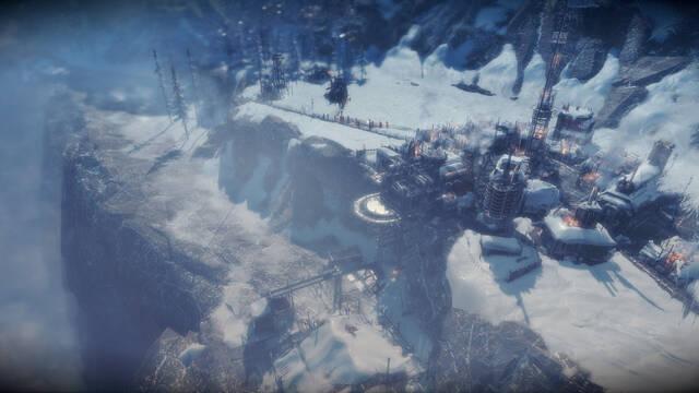 Así es On The Edge, el nuevo DLC de Frostpunk.