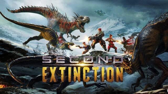 Second Extinction y su llegada en septiembre
