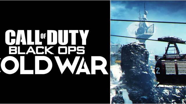 El mapa multijugador de COD Black Ops Cold War