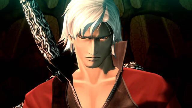 Dante de Shin Megami Tensei III HD Remaster