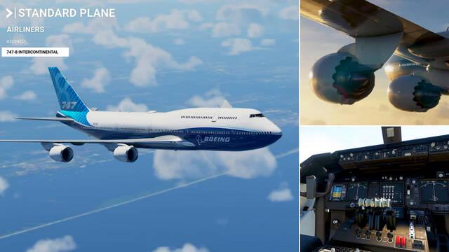 Microsoft Flight Simulator y nuevos detalles