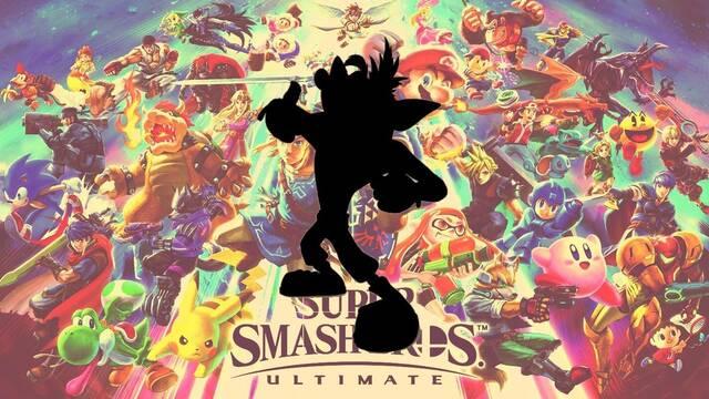 Smash Bros. Ultimate y el nuevo posible personaje