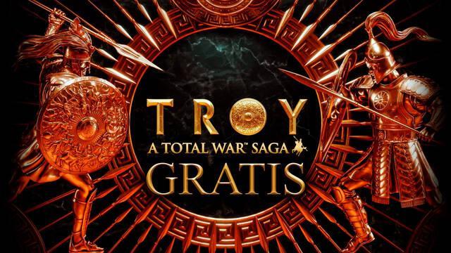 A Total War Saga: Troy gratis PC Epic Games Store