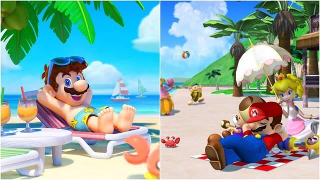 Más pistas sobre un posible regreso de Super Mario Sunshine remasterizado para Switch.