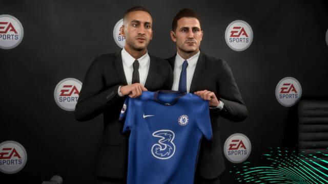 Novedades modo carrera FIFA 21