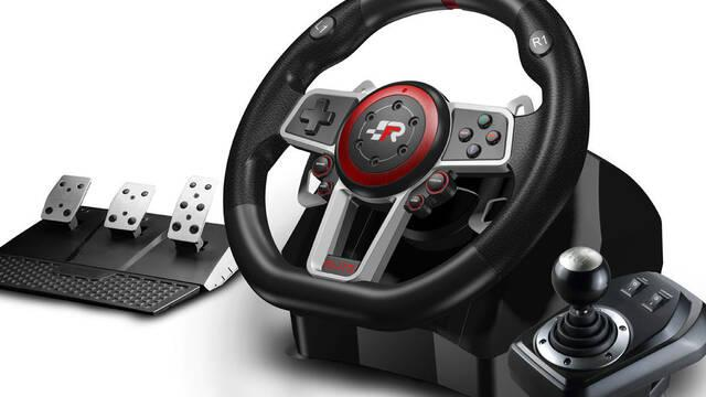 Este es el nuevo volante de FR-TEC