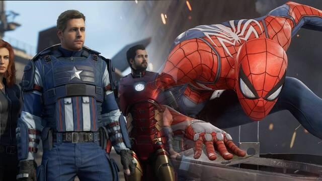 Spider-Man y Marvel's Avengers no comparten mismo universo.