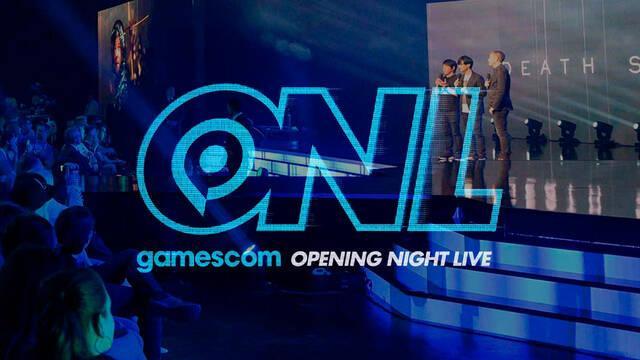 Opening Night Live Gamescom 40 anuncios de juegos