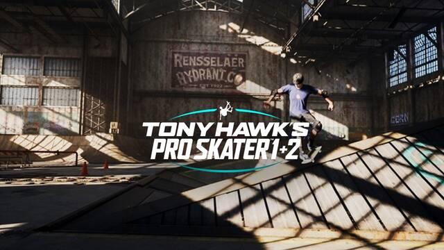 Tony Hawk's Pro Skater 1 + 2 ya está disponible su demo
