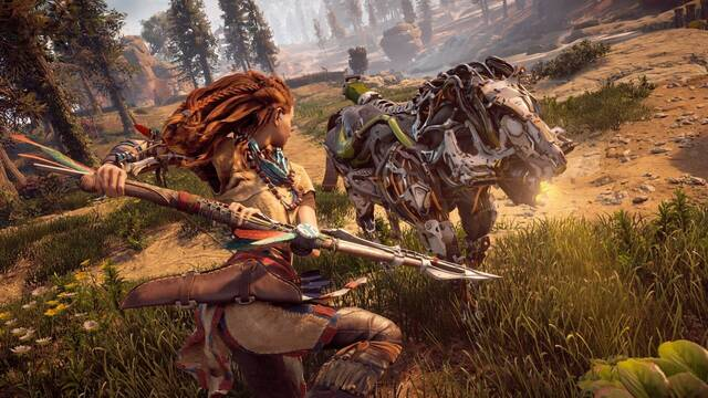 Horizon: Zero Dawn recibe su primer parche en PC.
