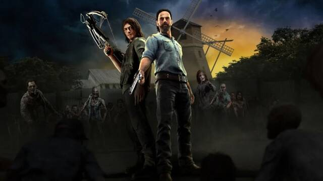 The Walking Dead Onslaught ya tiene fecha de lanzamiento en PS4 y PC.