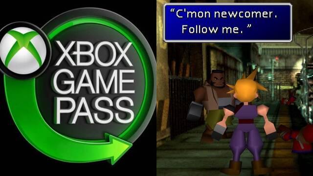 Final Fantasy VII ya disponible en Xbox Game Pass.