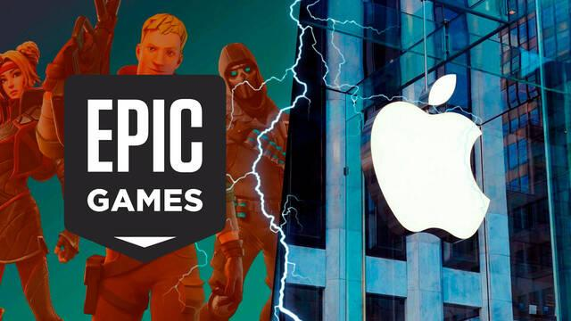 Apple acusa a Epic de robar por Fortnite
