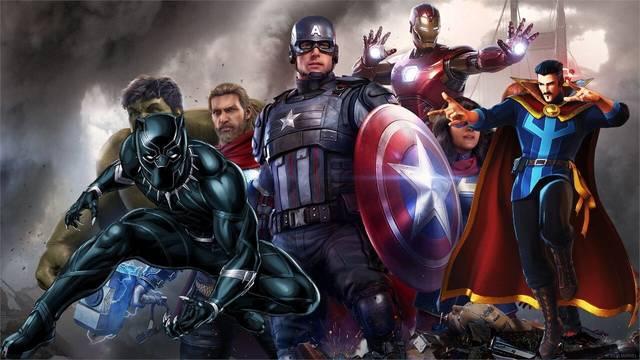 Marvel's Avengers y próximos personajes