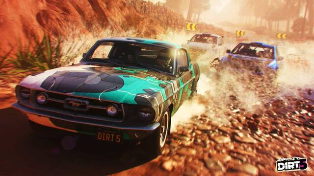 Dirt 5 y sus requisitos en PC